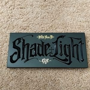 Kat von D shade + light eye pallet